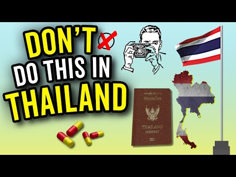 🥺 Don't Do This in Thailand | What Not To Do In Thailand | Retire to Thailand | Retire in Thailand❤️
