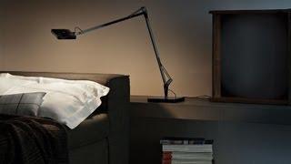 Новинка! Настольная светодиодная лампа для дома.(Современный дизайнерский продукт в освещении. Настольная лампа на светодиодах. Для освещения квартир и..., 2012-12-16T23:05:26.000Z)