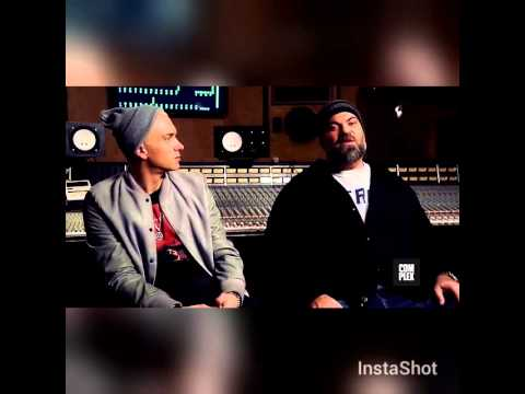 Eminem Interview. Paul & Marshall