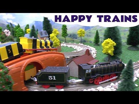 Thomas and Friends Happy Trackmaster Thomas Y Sus Amigos Tomas Tomac きかんしゃトーマス James Hiro