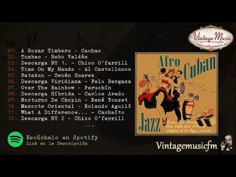 Afro Cuban Jazz. Descargas, Colección Perlas Cubanas #100 (Full Album/Album Completo)