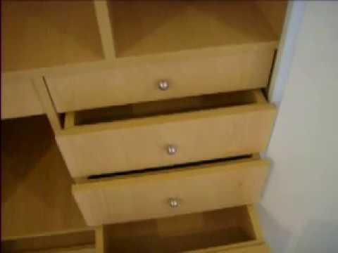 Closets closets modernos minimalista como hacer un for Closets modernos para parejas