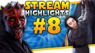 WINNING FROM THE LOWER GROUND - Battlefront 2 Stream Highlights #8