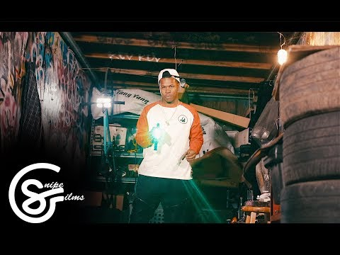 Infatuated With 100's - Lil K.B. (Official Video) | Dir. SnipeFilms