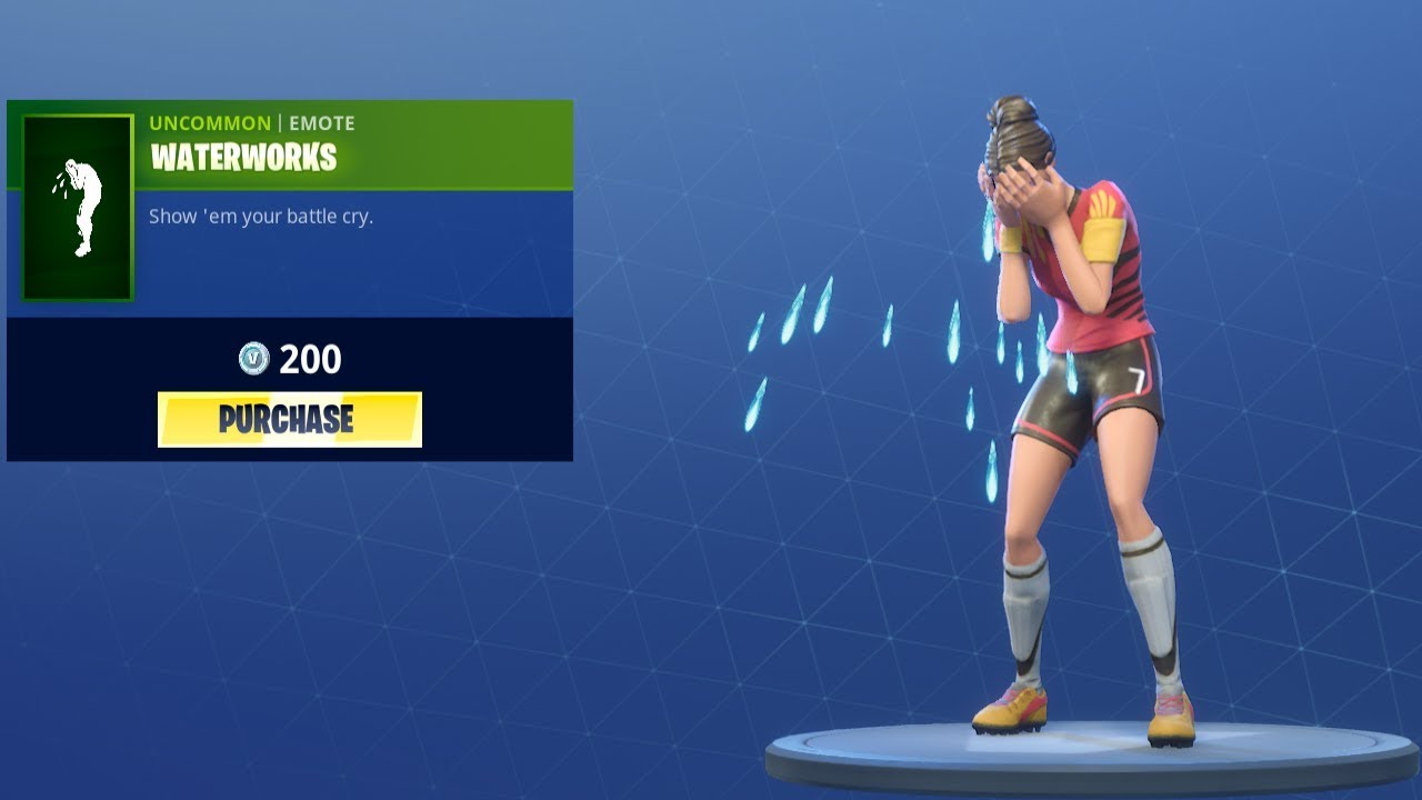 Emote Ouin Ouin Fortnite Png Fortnite Aimbot Gif