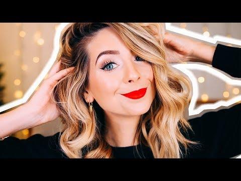 Zoella | Everyday Festive Glam Look | Ad
