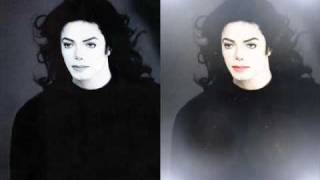 MICHAEL JACKSON - From black and white to color - PHOTOSHOP