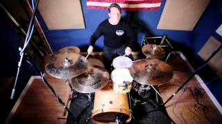 Chasing Safety - Dogs Of Justice Drum Playthrough