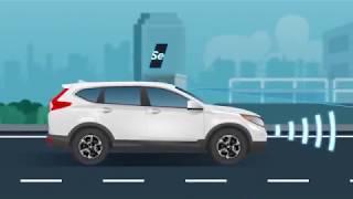 Honda SENSING™: Convenience