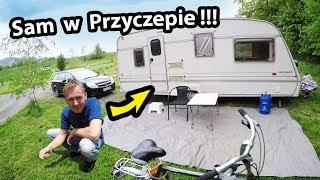 Karpacz, Przyczepa Kempingowa i Ja !!! - Samotny Wyjazd (Vlog #437)