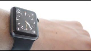 Опыт использования Apple Watch
