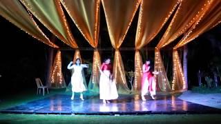 Sangeet Dance Choreography | The Crew Dance Company | Wedding Dance Performance
