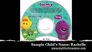 Barney & Friends (Rachelle)