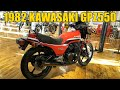 1982 Kawasaki GPZ550