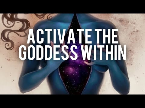 Divine Feminine Affirmations- Activate The Goddess Within