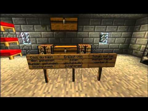 Minecraft inneneinrichtung modernes haus doovi for Craftingpat modernes redstone haus