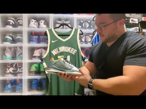 Jersey and Sneaker Combos Ep. 1