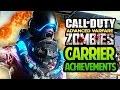 """COD AW Exo Zombies """"CARRIER"""": Le secret de A à Z! (DLC 3 Easter Egg)"""