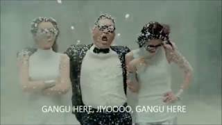 Gangnam Style in Hindi | Gangu Style by Abhinav | HIV of Gangnam Style | PSY