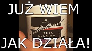 Warszawski Koks i ich beta-alanina - już wiem jak działa! VLOG