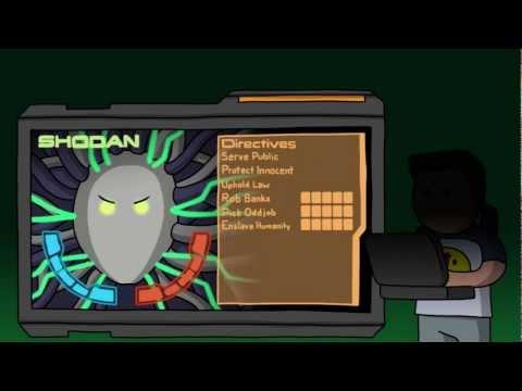 LORE - System Shock Lore in a Minute!