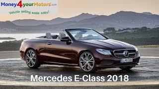 Mercedes E-Class Cabriolet 2018 Road Test & Review