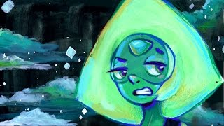 DRAWING PERIDOT FROM STEVEN UNIVERSE // draw and chat