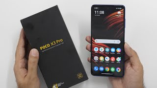 Poco X3 Pro Unboxing & Overview Most Powerful Midrange Smartphone