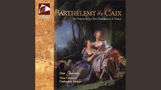Sonata No. 3 in d minor, Op. 1: III. Allegro (pantomime)