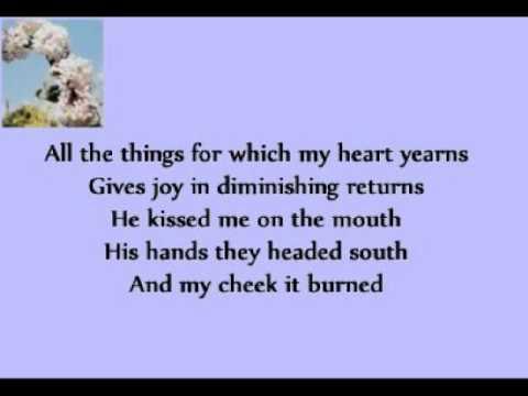 Nick Cave and The Bad Seeds - Easy Money ( + lyrics 2004)