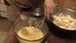 Marjorie's Candies  Amaretto Bread Pudding With Amaretto Sauce