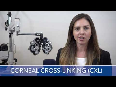 Keratoconus And Corneal Cross-Linking Treatment