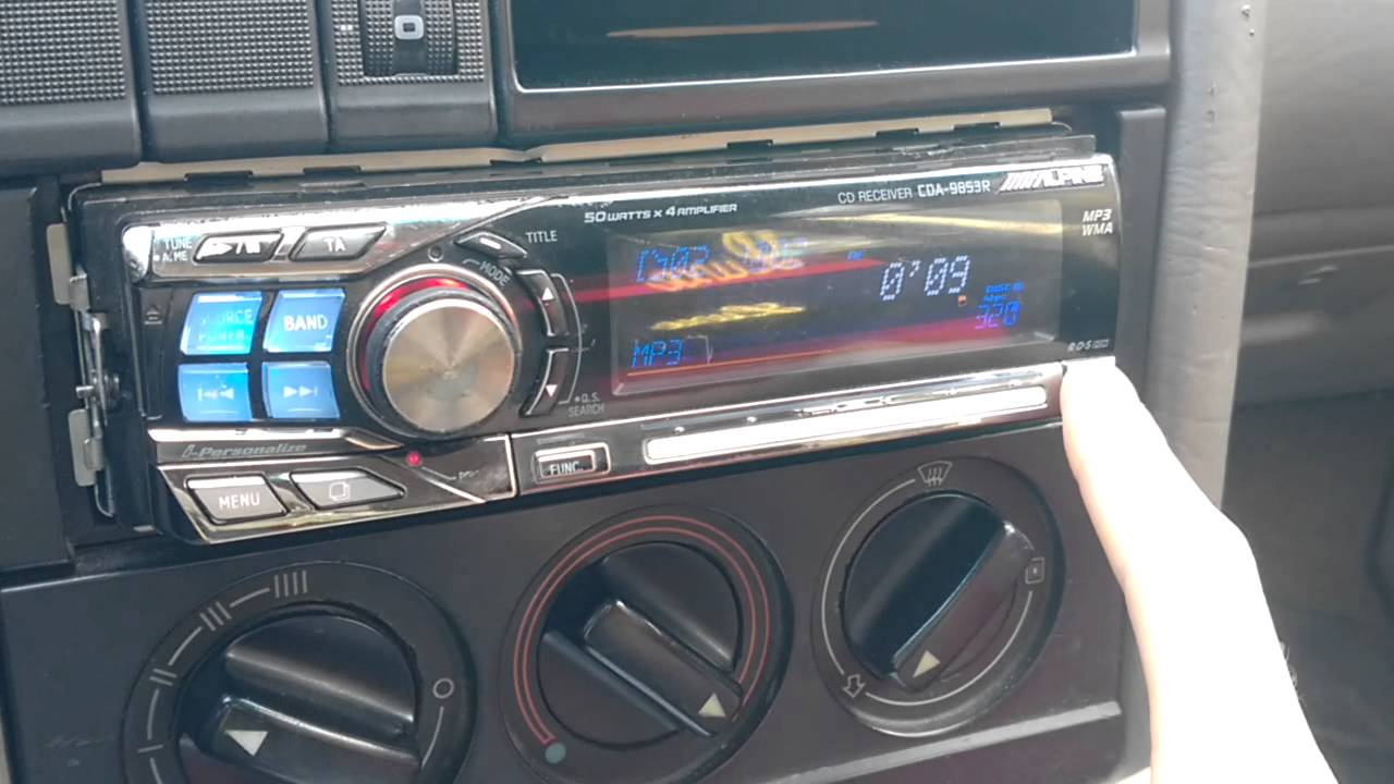 Recalling preset rds stations, receiving rds regional (local.