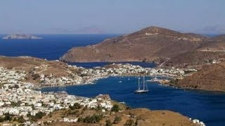 Patmos, Greece(Recorded October 25, 2009 Video of my day on the Greek island of Patmos. I sailed into Patmos' picturesque harbor shortly after dawn. I then toured the small ..., 2012-08-19T01:43:52.000Z)