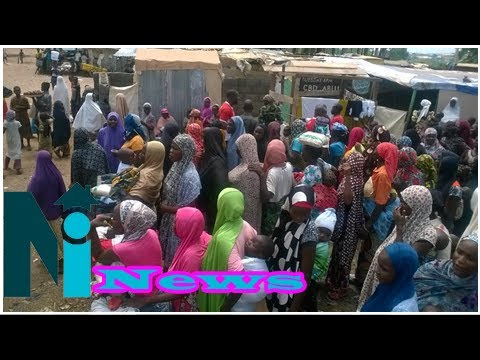 Sex in IDPs camps: Civilian-JTF reacts to Amnesty International report