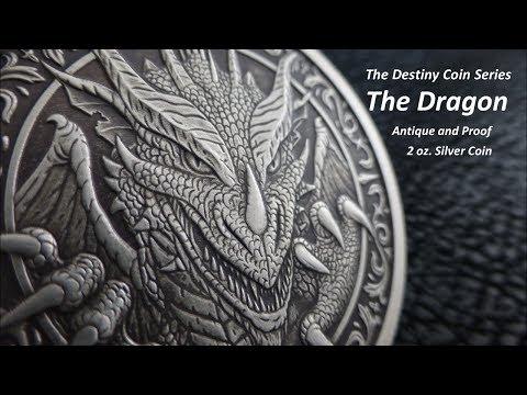 The Dragon - Destiny Coin Series