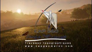 Traitement imagerie drone et création d'environnement 3D.