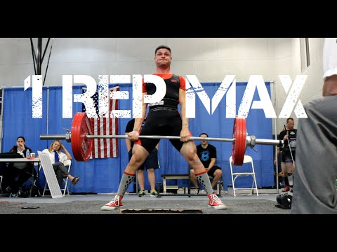 How to Calculate Your 1 Rep Max for Percentage Based Training