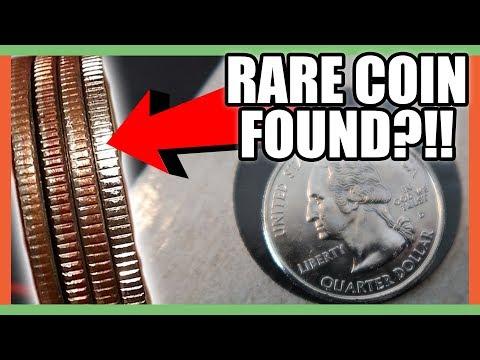 RARE COIN FOUND - ERROR QUARTER WORTH MONEY!!!