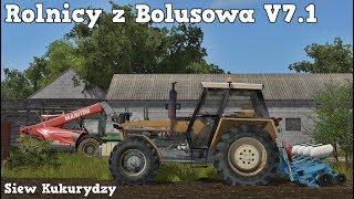 ☆Rolnicy z Bolusowa☆S1E1☆Siew Kukurydzy☆
