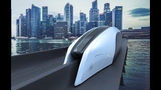 Spacetrain : Le nouvel Aérotrain