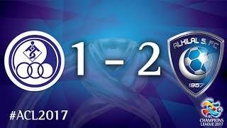 Esteghlal Khouzestan vs Al Hilal (AFC Champions League 2017: Round of 16 - 1st Leg) 2017 Video