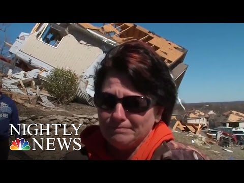 Deadly Wildfires: More Than A Million Acres Burning Across Four U.S. States | NBC Nightly News