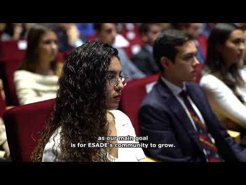 ESADE awards €3 million in scholarships