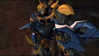 Bee & Arcee(This vid took a fortnight to make enjoy the end result. For all the Bee & Arcee fans out there! WARNING this video contains Cuteness, Love, awesomeness and ..., 2013-05-30T17:46:29.000Z)