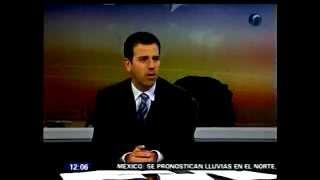Temblor  En Ciudad de Mexico 7.8º Richter 20 marzo 2012