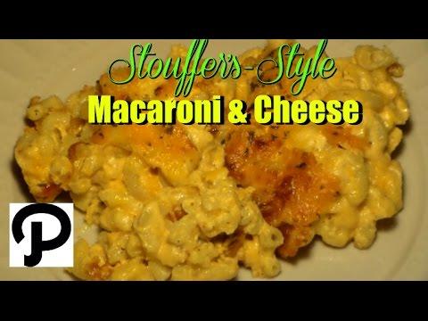 how to make macaroni cheese recipe
