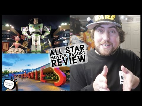 Chad's All Star Movies Resort Review ( Walt Disney World)