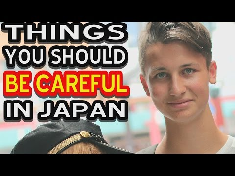 Japan's MUST-KNOW MANNERS! Asking foreigners in Japan about what manners to abide from YouTube · Duration:  3 minutes 25 seconds
