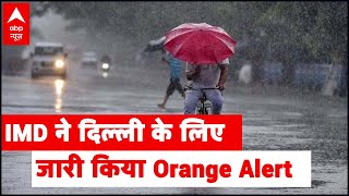 Delhi witnesses intermittent rains; IMD issues orange alert, warns of severe cold conditions